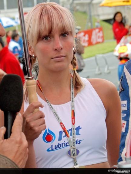 Paddock Girls - Sachsenring 2008 - 1