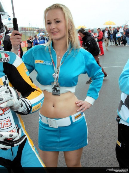 Paddock Girls - Sachsenring 2008 - 2
