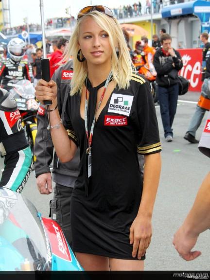 Paddock Girls - Sachsenring 2008 - 5