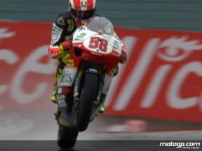Sachsenring 2008 - 250 Race Highlights