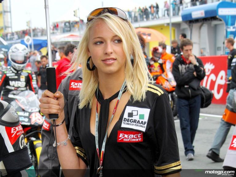 Paddock Girls - Sachsenring 2008