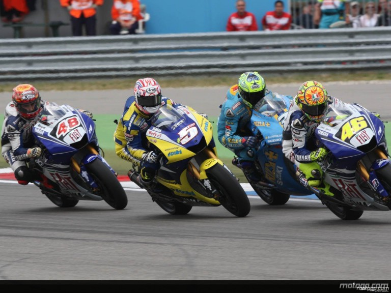 motogp battle