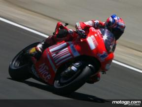 Best images of MotoGP FP2 in Laguna Seca