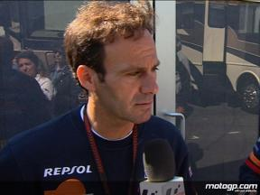 Puig unsure about Pedrosa´s participation