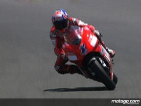 Laguna Seca 2008 - MotoGP QP Highlights