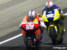 Best images of MotoGP QP in Laguna Seca