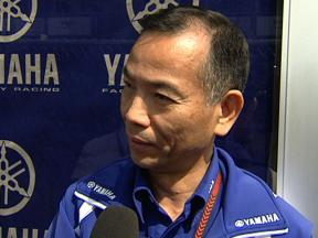Furusawa reflects on successful weekend for Yamaha