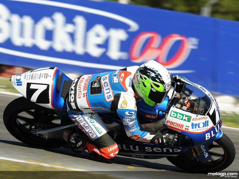 Efren Vazquez wins at Albacete circuit