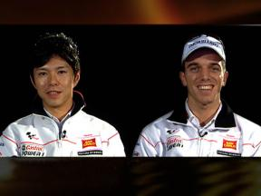 Nakano and De Angelis quizzed head-to-head