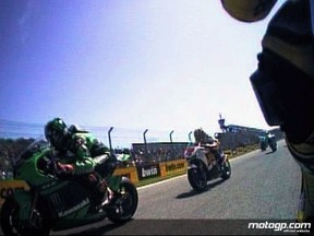 OnBoard at the Jerez circuit
