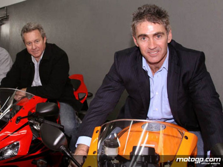 Australian Legends Wayne Gardner and Mick Doohan