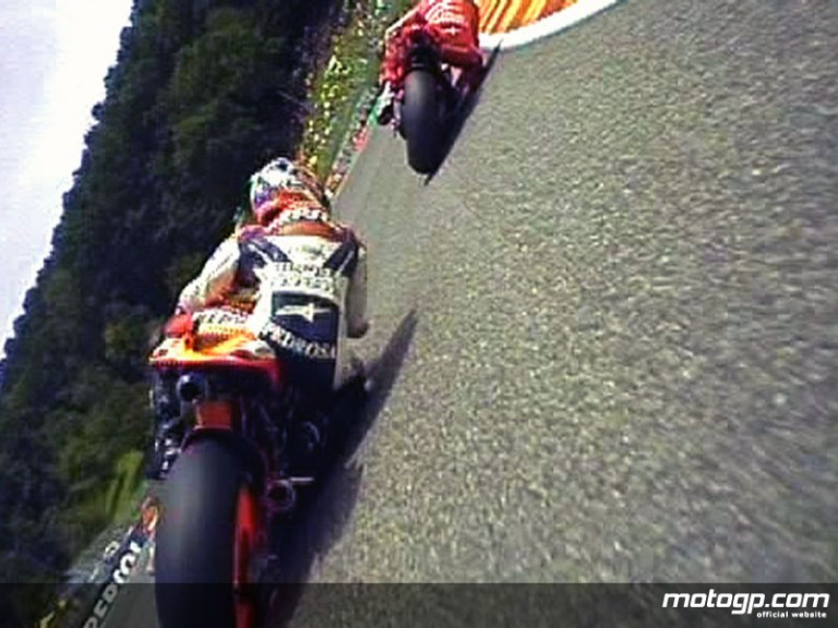 OnBoard at the Mugello circuit
