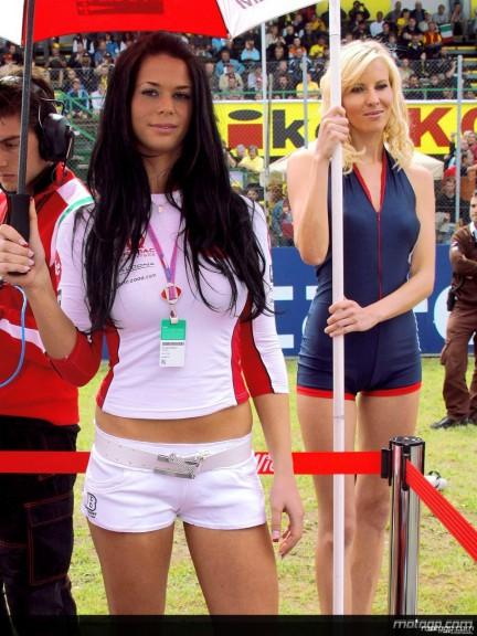 Paddock Girls - Brno 2008 - 6
