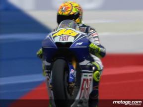 Brno 2008 - MotoGP Course Résumé
