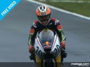 Red Bull MotoGP Rookies Cup: Brno 1
