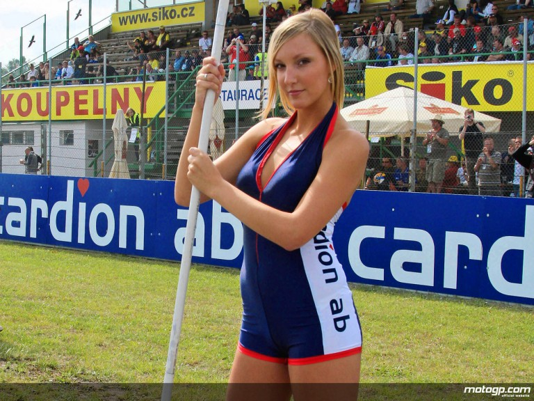 Cardion AB Girl at Brno