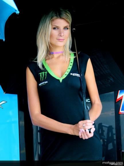 Paddock Girls - Brno 2008 - 4