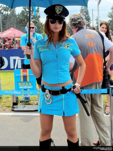 Paddock Girls - Brno 2008 - 9