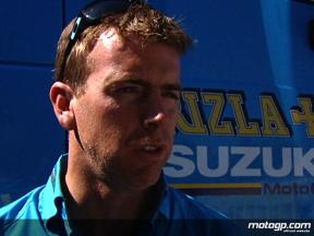 Denning comments on Suzuki´s plans for 2009