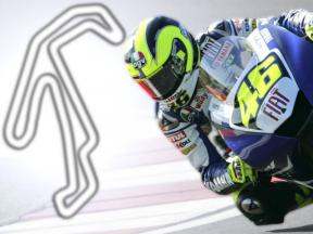 A lap of Misano with Valentino Rossi