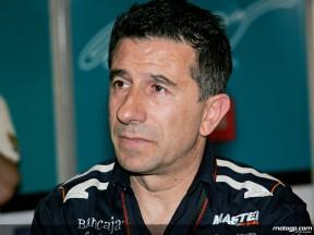 Mapfre Aspar Team Manager Jorge Martínez Aspar