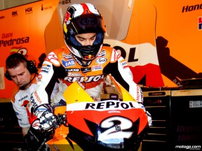 Dani Pedrosa set to leave the Repsol Honda garage
