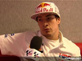 Injured Hayden pulls out from San Marino Grand Prix