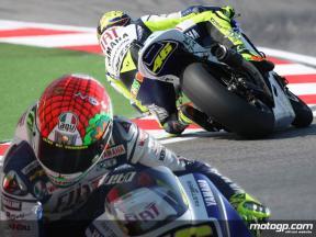 Misano  2008 - MotoGP Course Résumé