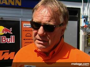 Harald Bartol reviews Red Bull KTM collision