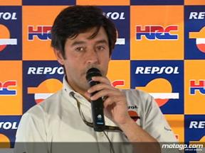 Repsol sponsoring manager Arturo Sus on Pedrosa move