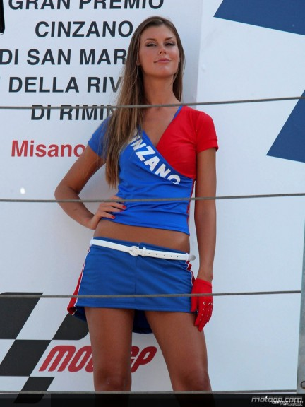 Paddock Girls - Misano 2008 - 5