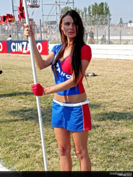 Paddock Girls - Misano 2008 - 6