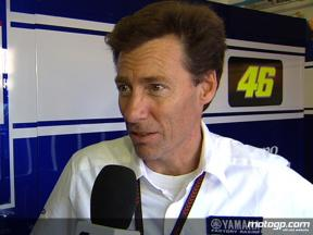Jarvis reflects on superb Yamaha results