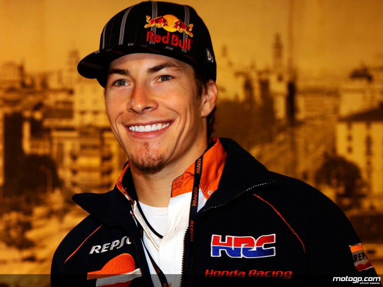 2006 MotoGP World Champion Nicky Hayden