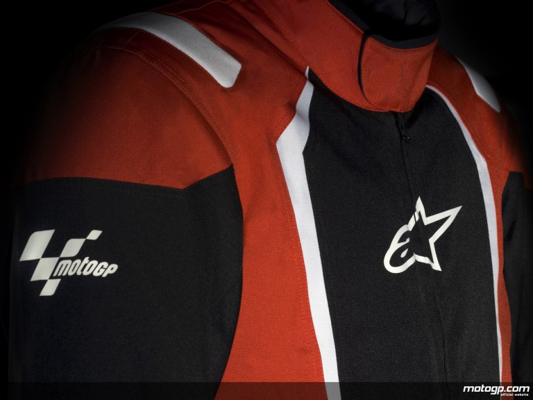 Alpinestars exclusive MotoGP collection