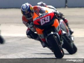 Best images of MotoGP QP in Indianapolis
