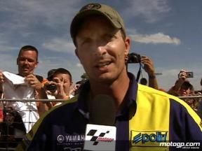 Edwards unsure about race set-up