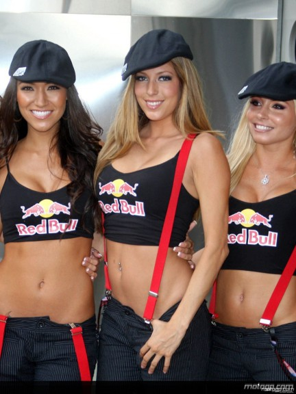 Red Bull Paddock Girls at the Indianapolis Motor Speedway - 11