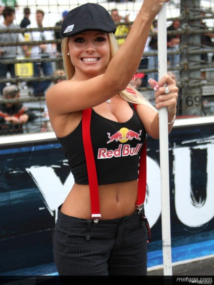 Red Bull Paddock Girls at the Indianapolis Motor Speedway - 14