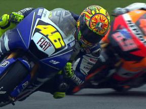 Indianapolis  2008 - Resumen de la carrera de MotoGP