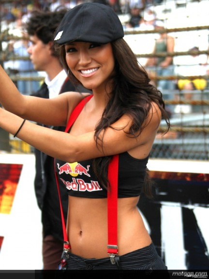 Red Bull Paddock Girls at the Indianapolis Motor Speedway - 16