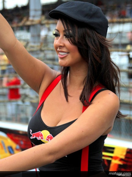 Red Bull Paddock Girls at the Indianapolis Motor Speedway - 18