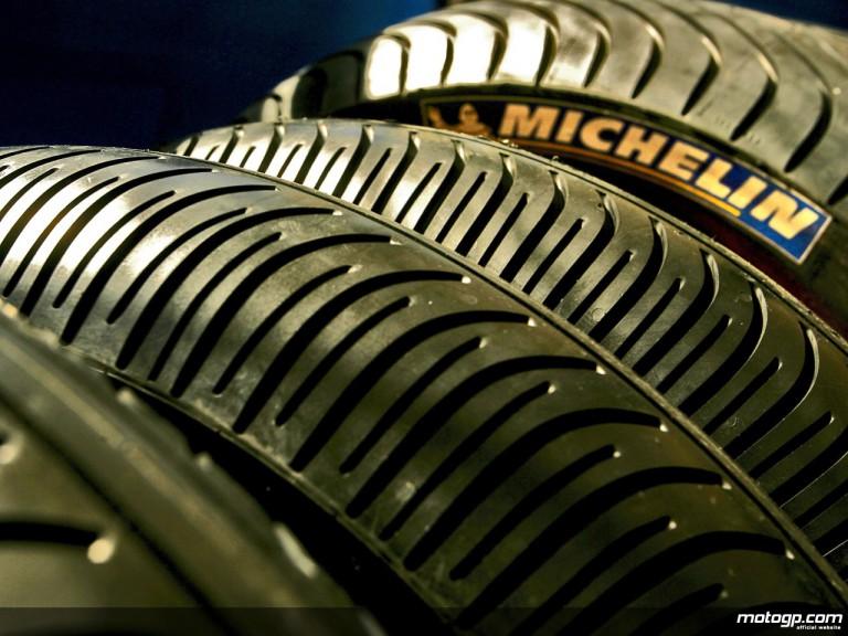 Michelin rain tyre range