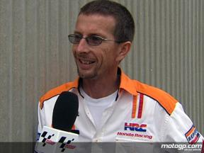 Benson on Hayden´s Ducati switch