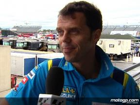 Capirossi on demands of Indianapolis