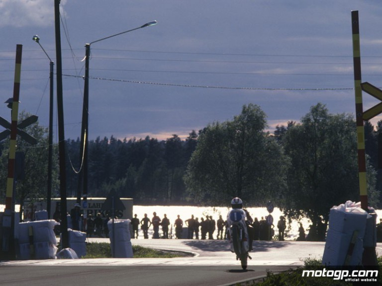 The 60th anniversary FIM Road Racing World Championship Grand Prix memorial photo exhibition