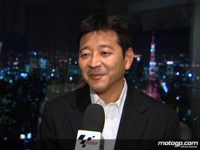 Bridgestone´s Yamada on Tokyo event and Motegi expectations