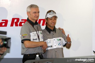 Scot Racing´s Cirano Mularoni and Yuki Takahashi