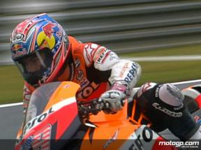 Best images of MotoGP FP1 in Motegi