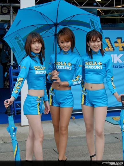 Paddock Girls - Motegi 2008 - 3